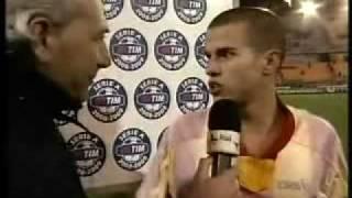 07/12/2008 Intervista a Giovinco dopo il suo gol al Lecce