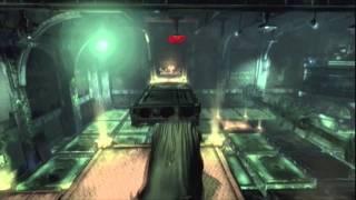 Batman Arkham City: Riddler Enigma Conundrum, Hostages