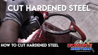 Cutting hardened steel