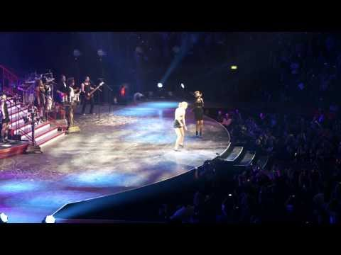 Block 101 Row r o2 Arena View From Block 101 Row t
