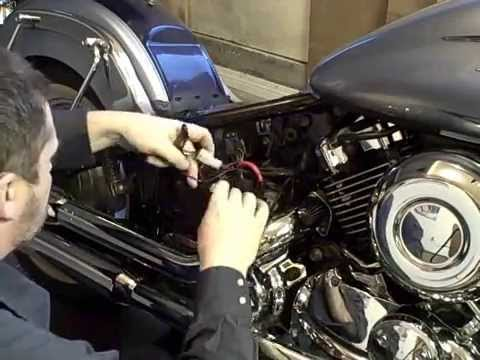 Yamaha Road Star Tour Deluxe Horn Not Working
