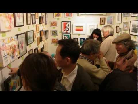 Gallery Ginza-One Opening Party - December 17th, 2012B (121217hd)