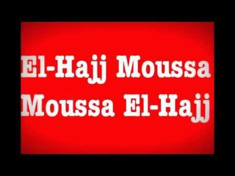 Algerian Proverb: El-Hajj Moussa = Moussa El-Hajj