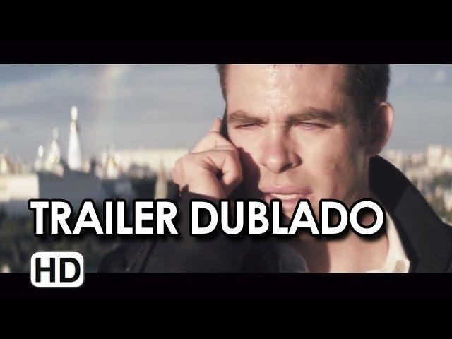 Operação Sombra: Jack Ryan - Trailer Dublado Oficial (2014)