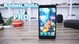 Video Xiaomi Redmi Note 3 Pro _CpsQPoZHGo