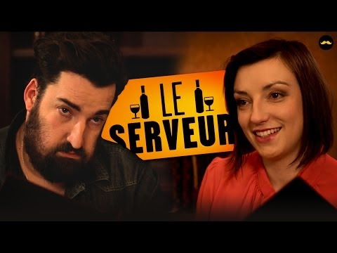 Le Serveur (Greg Romano)