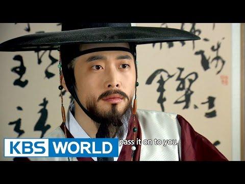 Hwangjini | 황진이 - Ep.23