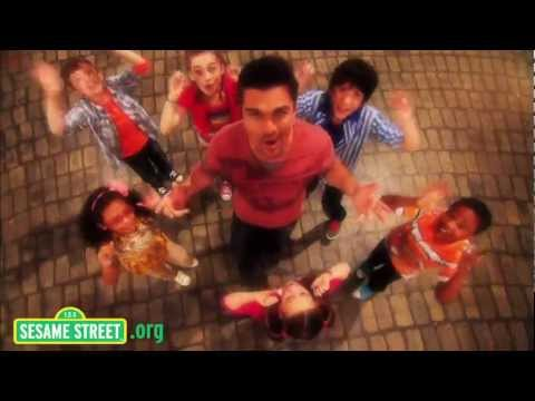 Sesame Street Celebrity Songs PlayList