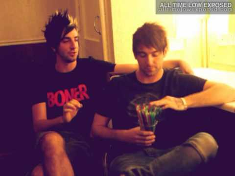 ALL TIME LOW EXPOSED 2012 INTERVIEW #4 w/ Alex & Jack