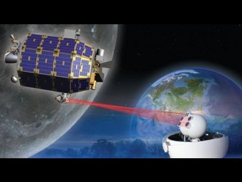 Science Minute 24 The First Broadband Wireless Internet Connection to the Moon