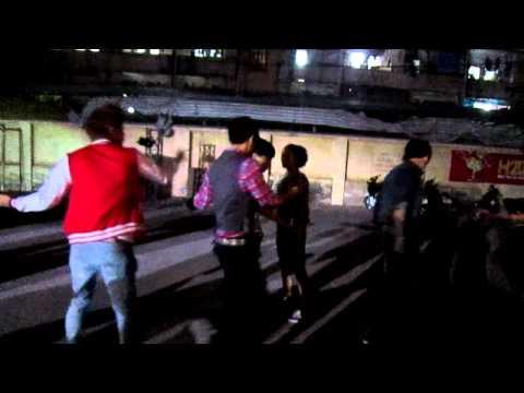 La Thang tap H2T concert Ha Noi