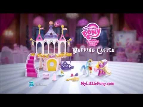 Royal Wedding Castle Playset - My Little Pony