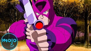 Top 10 Animated Avengers