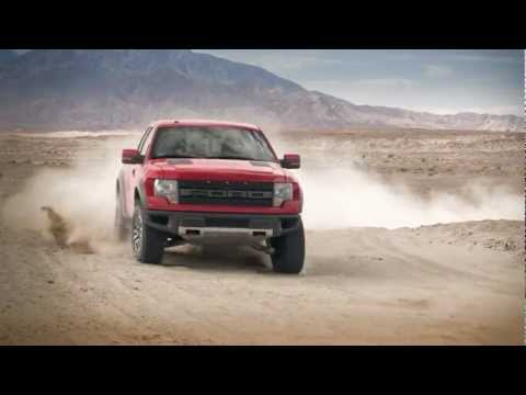 Ford SVT Raptor: Sights & Sounds