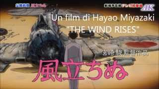 Kaze Tachinu The Wind Rises ( Si Alza Il Vento