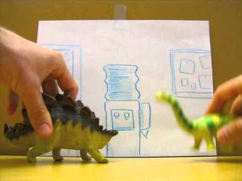 Dinosaur Office: Ep. 4 - Leftovers
