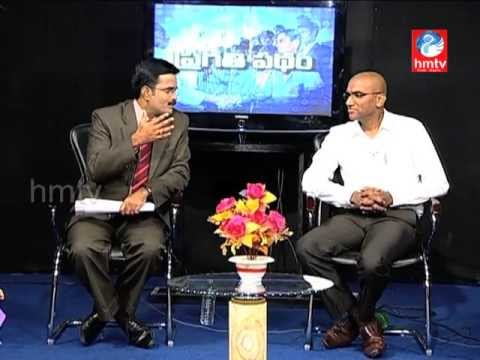 Praveen Kumar IPS-Pragathi Patham program on HMTV- Secretary, APSWREIS-Part-1