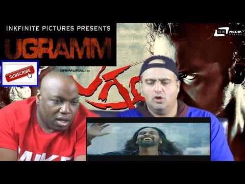 Ugramm Trailer Reaction-Review | Srimurali, Haripriya I Dex & Mike
