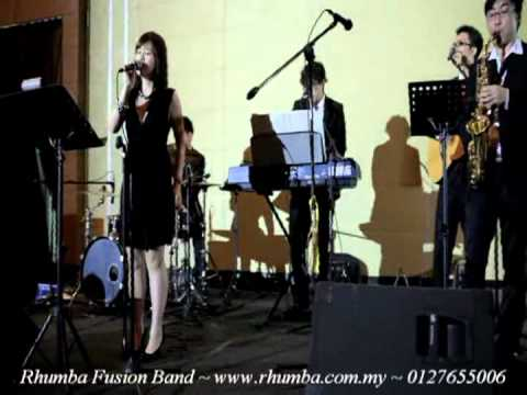 Wedding Live Band In KL Rhumba Live Band Performance
