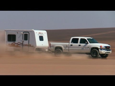World's Fastest Tow
