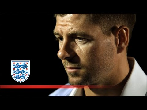 Steven Gerrard retires from England international duty | FATV Exclusive