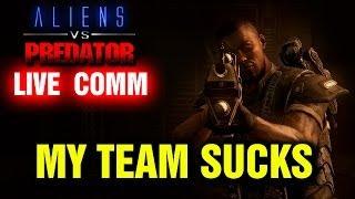 My Team Sucks - AVP LIVE COMM