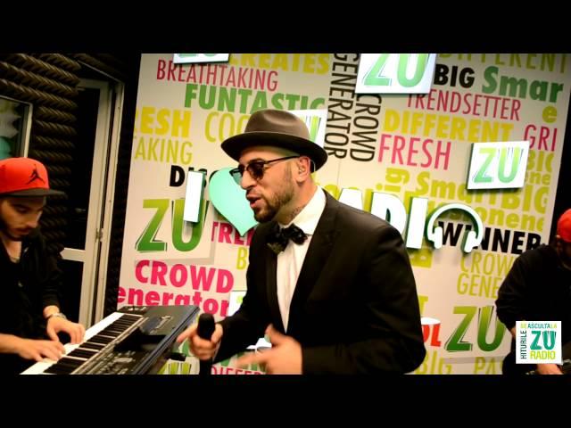 CRBL - Usor usor (Live la Radio ZU)