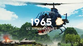 Rising Storm 2: Vietnam - Multiplayer Kampány Trailer