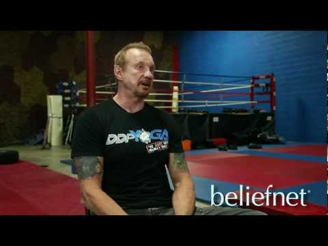 Diamond Dallas Page (DDPYoga) Interview #3 -  Healthy Eating