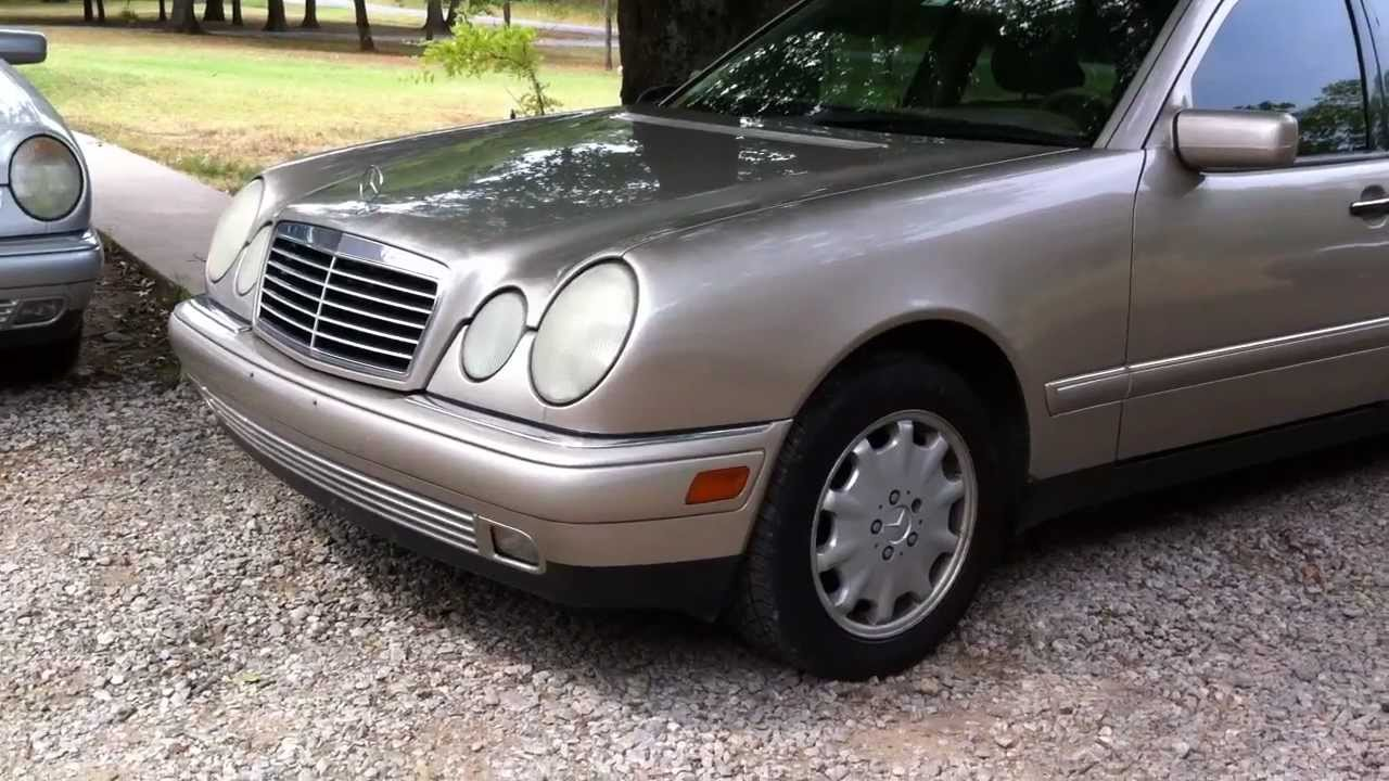 1999 mercedes benz e320 for sale 3995 youtube for Mercedes benz e320 1999