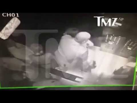 Solange Hits Jay-Z [Best Quality]