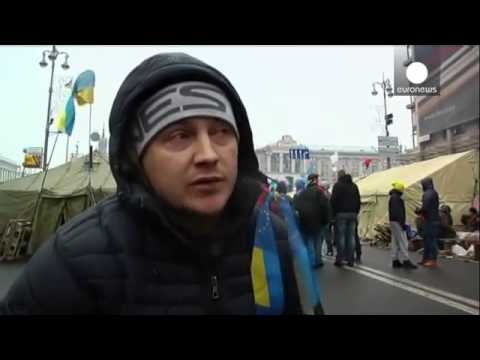 Ukraine opposition demands Russia agreement details BBC News(Latest News)