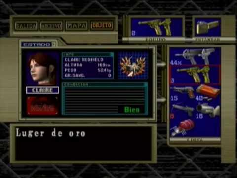 Resident Evil: Code Veronica X - Rank A 08 - Alexia Ashford