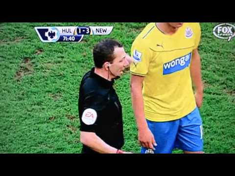 Alan Pardew - Headbutt