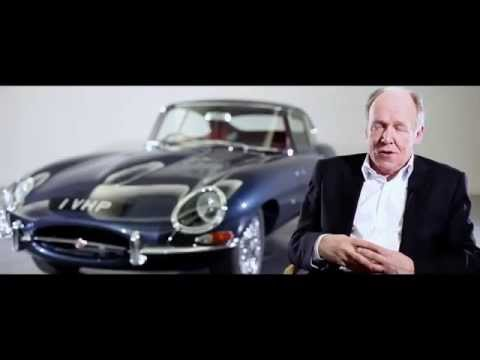 Jaguar E-Type by Ian Callum (Directeur du design Jaguar)