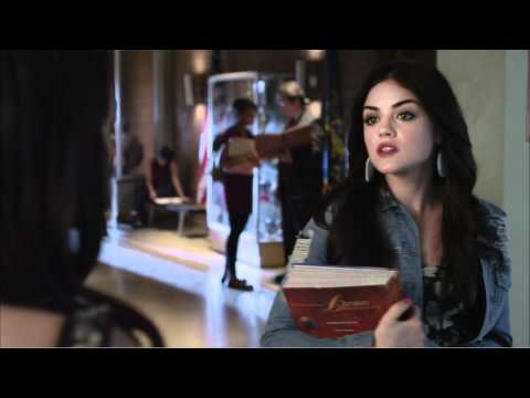 MuchMusic: Pretty Little Liars - &quot;The Goodbye Look&quot; - Episode 2.02