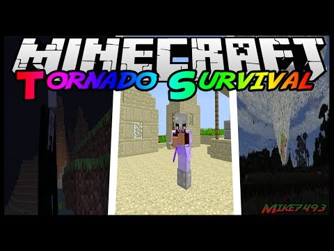 Tornado Survival Series- Season 9 Episode 4~ We Settle In!