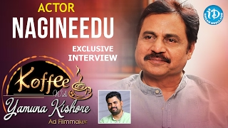 Actor Nagineedu Exclusive Interview