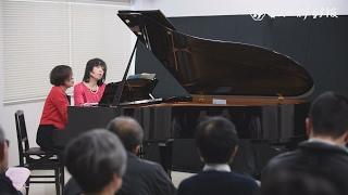 動画:演奏、合唱で地域交流 秋田大でコンサート
