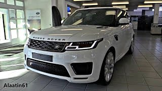 Range Rover Sport 2018 | NEW FULL REVIEW Interior Exterior Infotainment