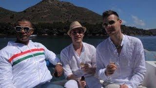 Jose De Rico & Henry Mendez ft. Jay Santos - Noche De Estrellas