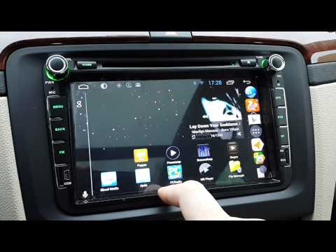 Pure Android 4.1 Car Stereo