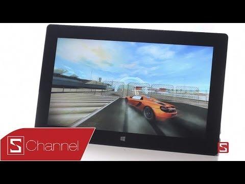 Thử khả năng chơi games trên Surface Pro 2
