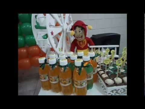 Festa Infantil - Tema Turma do Chaves