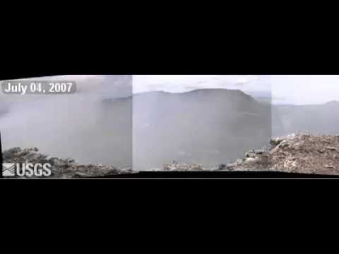 Collapse, Refilling, and Uplift of Pu'u 'O'o Crater (June 10-July 25, 2007)