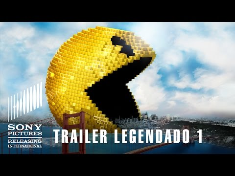 Trailer do Filme Pixels