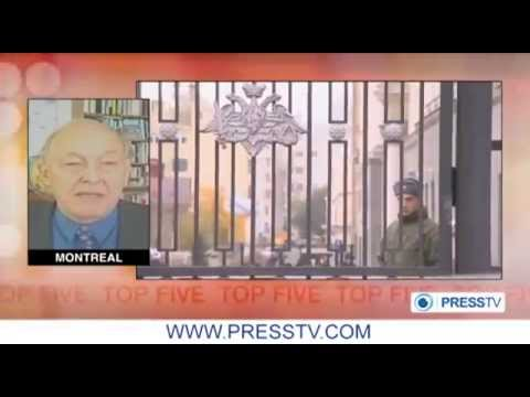 Chossudovsky: Russia, Ukraine, and the New World Order