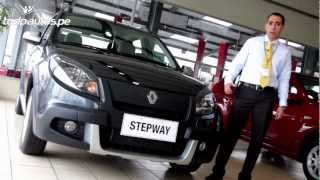 Renault Stepway En Perú I Video En Full HD I Presentado