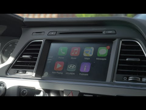 Apple CarPlay Hands On: 2015 Hyundai Sonata