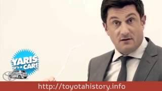 Тойота Ярис 2012 TV реклама\ Toyota Yaris ads